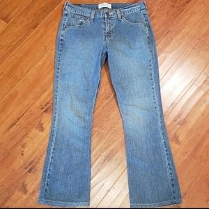 Levi's SF Stretch Bootcut Jeans Size 8